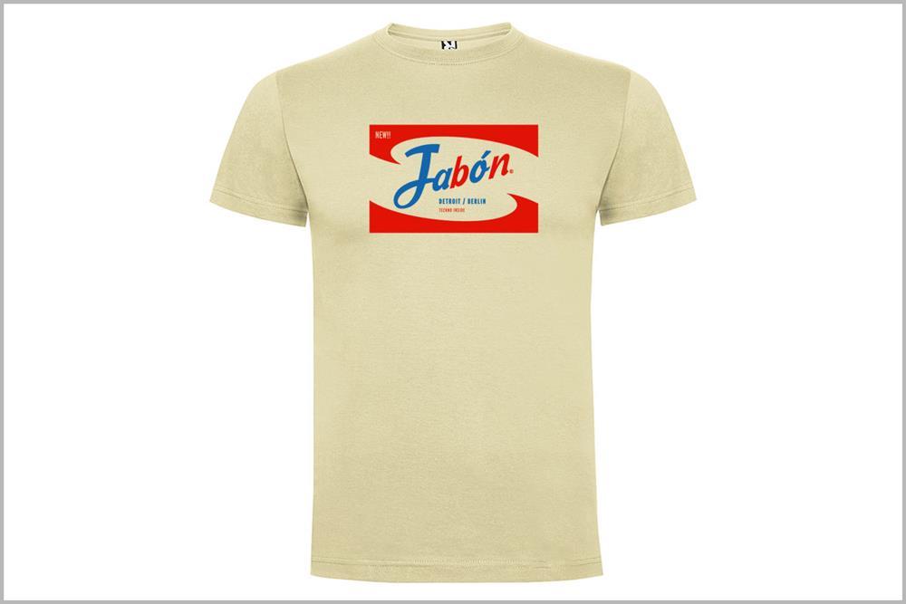 """Camiseta unisex """"Jabón"""", de Óscar Rubio"""