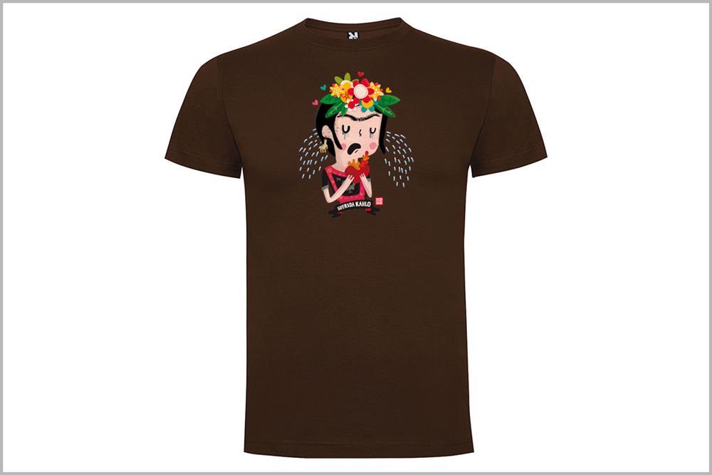 "Camiseta unisex ""Sufrida Kahlo"", de Pablo Jeje"