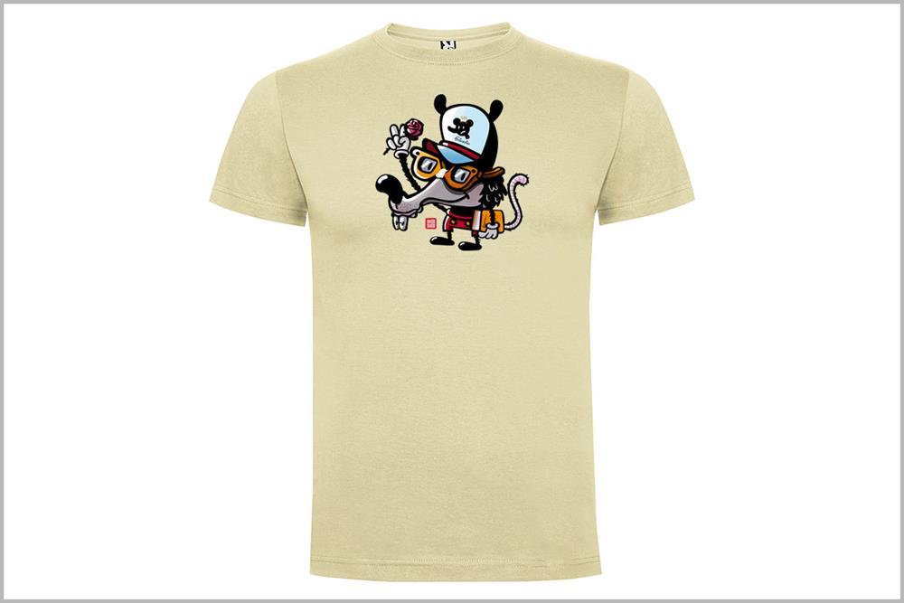 "Camiseta unisex ""Friky Mouse"", de Pablo Jeje"