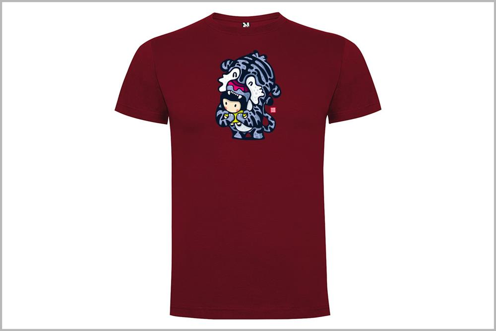 "Camiseta unisex ""Tigretón"", de Pablo Jeje"