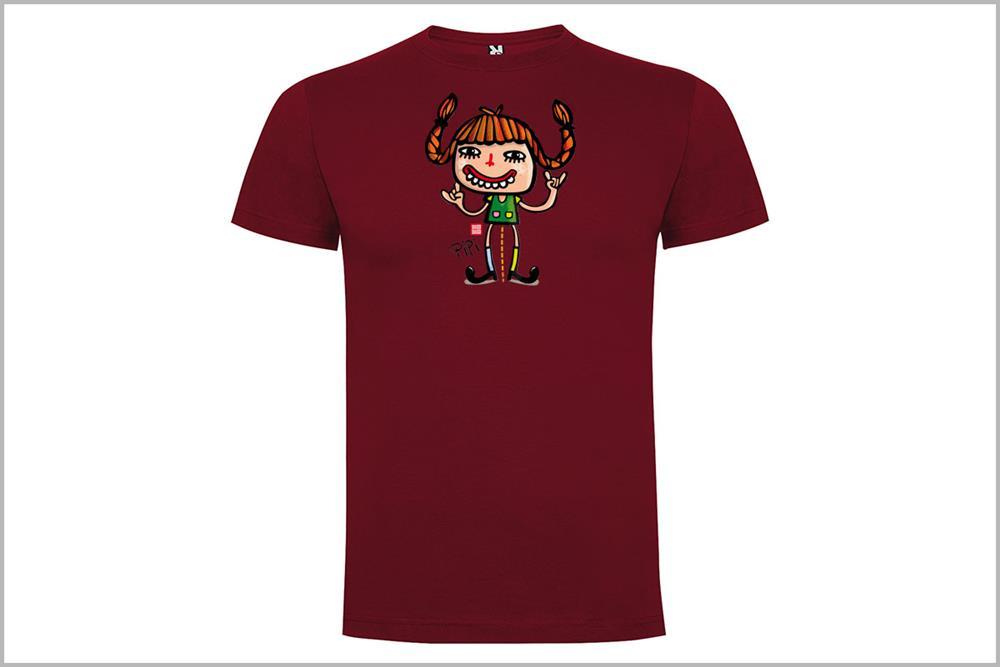 "Camiseta unisex ""Pipi"", de Pablo Jeje"