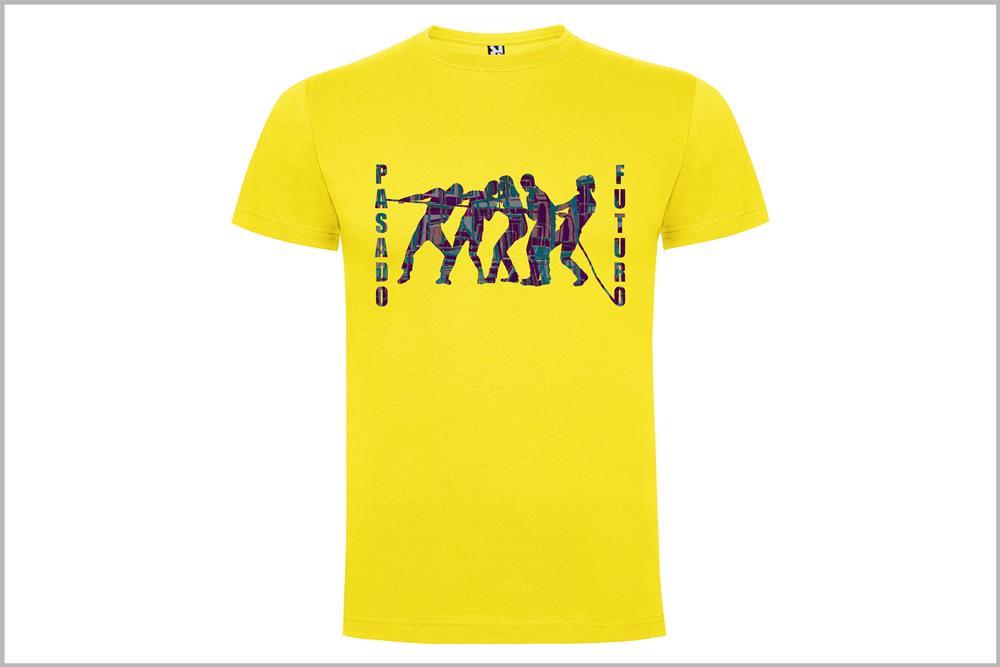 """Camiseta unisex """"Futuro"""", de Sara Potxemutxka"""