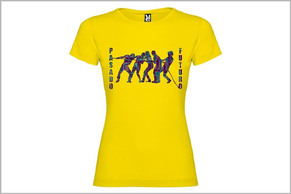 "Camiseta de mujer ""Futuro"", de Sara Potxemutxka"