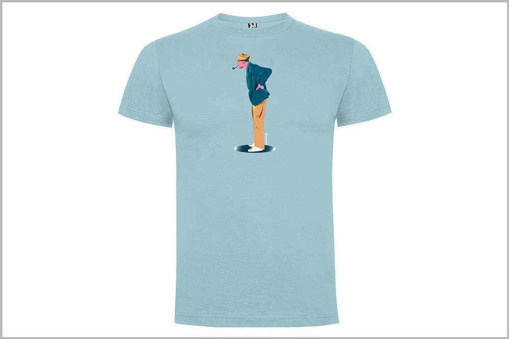 "Camiseta unisex ""Tati"" de Juan Barrero"