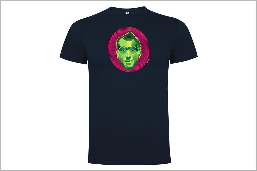 "Camiseta unisex ""Vertigo"" de Juan Barrero"