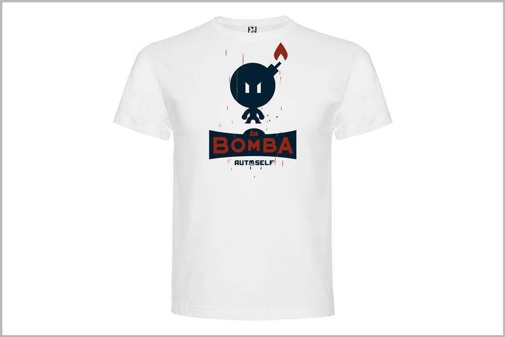 """Camiseta unisex """"Boom"""", de Javier Cardo"""