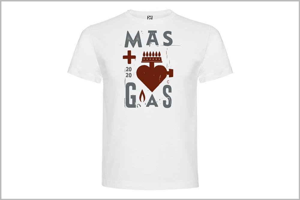 "Camiseta unisex ""Calor"", de Javier Cardo"