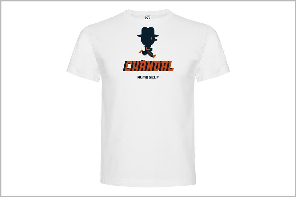"""Camiseta unisex """"Deprisa"""", de Javier Cardo"""