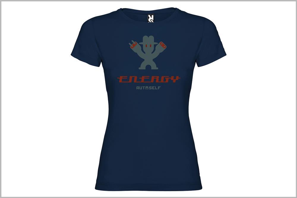 "Camiseta de mujer ""Fuerza"", de Javier Cardo"