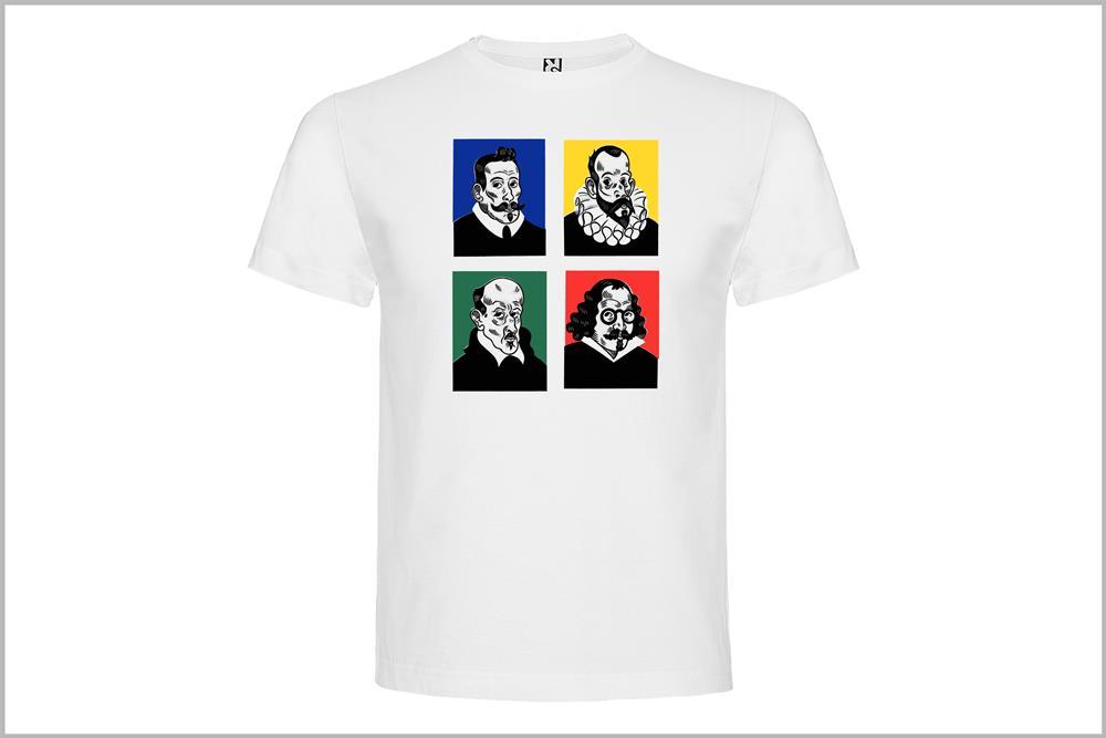 """Camiseta unisex """"Siglo de Oro"""" de Don Ricardo"""