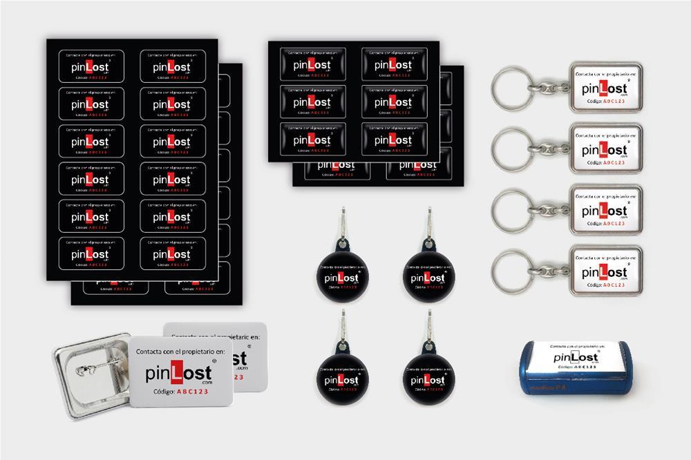 "Pack ""Familia"" pinLost"