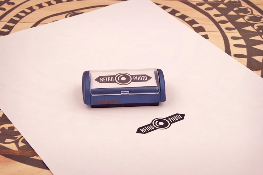 sellos de bolsillo modico