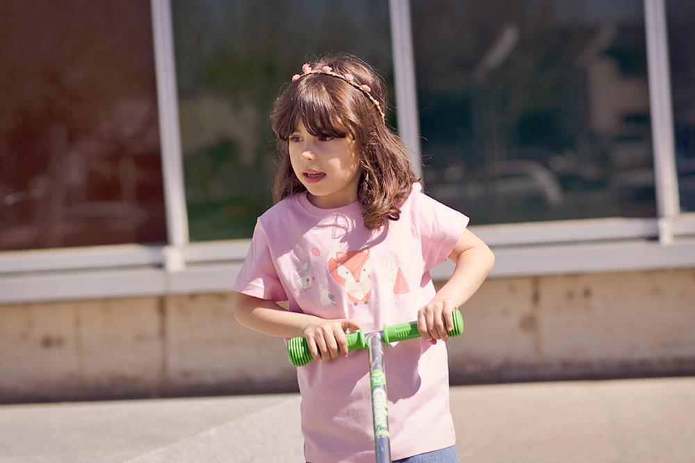 Textil-Direktdruck T-Shirts (DTG) für Kinder