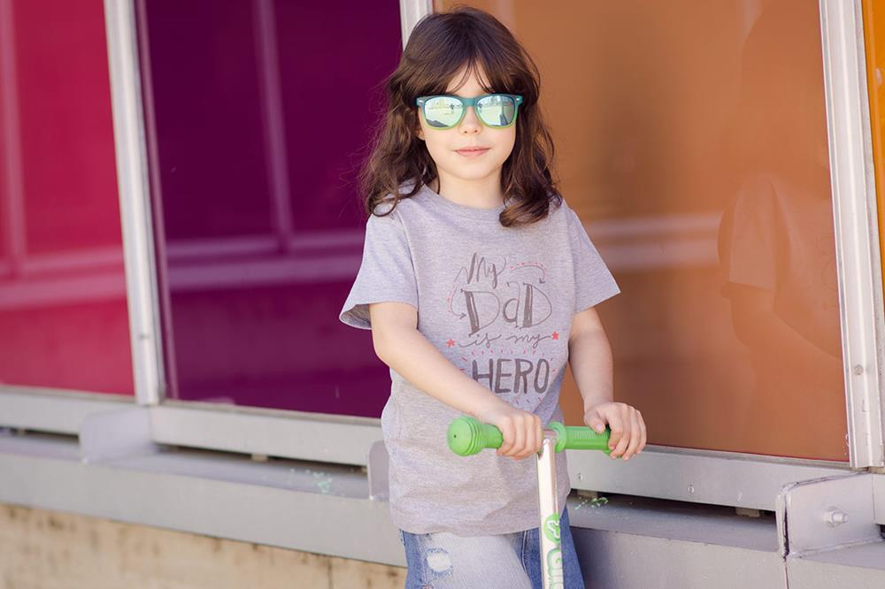 magliette serigrafiate da bambino
