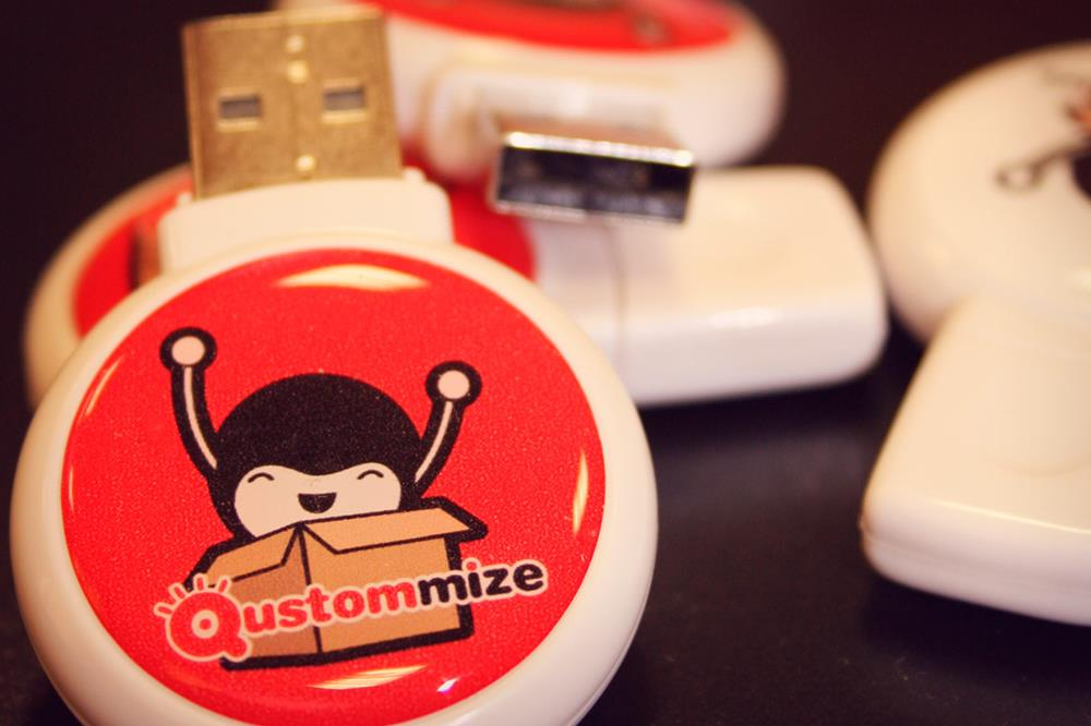 "USB ""Gummy"""