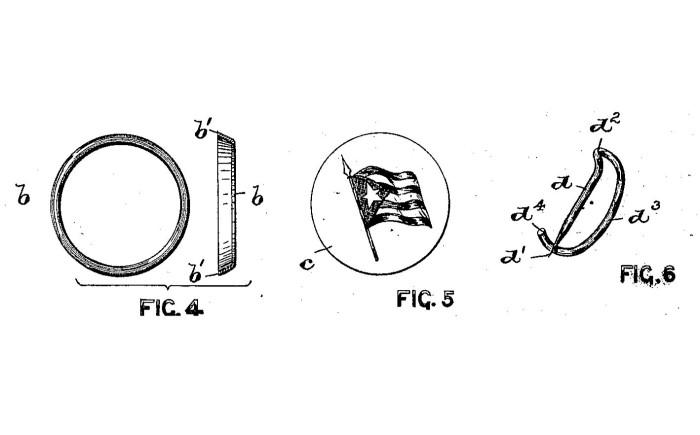 Imagen de Spille personalizzate con storia o la storia delle spille personalizzate (Prima parte)
