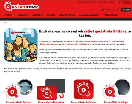 Imagen de En Qustommize ya nos puedes encontrar en seis idiomas